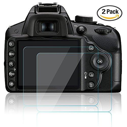 Screen Protector for Nikon D3200 D3400 D3300 D3100,