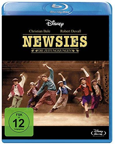 Newsies - Die Zeitungsjungen [Blu-ray]