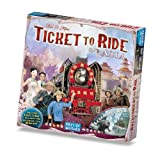 Ticket To Ride Expansion: Asia Map Collection