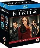 Nikita: The Complete Series [Blu-ray] Season 1 2 3 & 4 [2014] [Region Free]