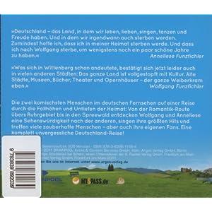 Unser schönes Deutschland präsentiert von Anke Engelke und Bastian Pastewka: Das Land, d