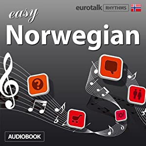 Rhythms Easy Norwegian Audiobook