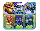 Acquista Skylanders SwapForce: Triple Pack C