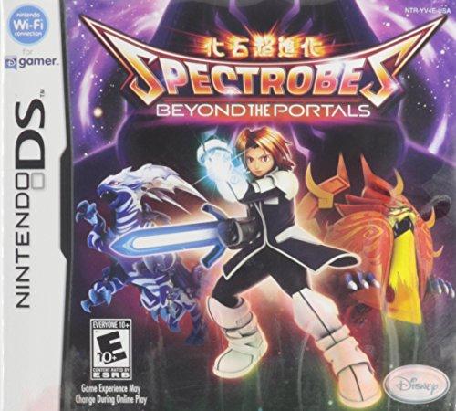 Spectrobes Beyond Portals - Nintendo DS - 1