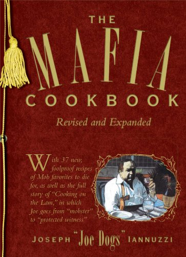 Joseph Iannuzzi - The Mafia Cookbook