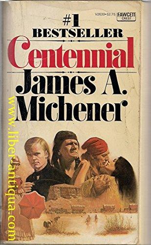 centennial-1-bestseller-fawcett-crest-fiction