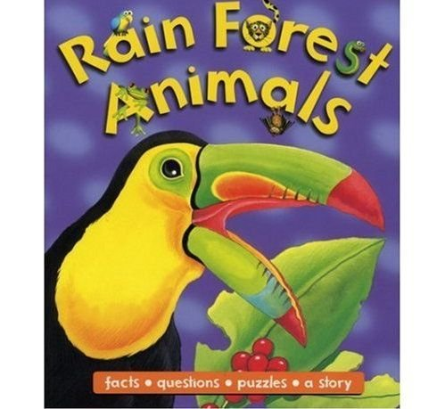 Rain Forest Animals - Scholastic Edition