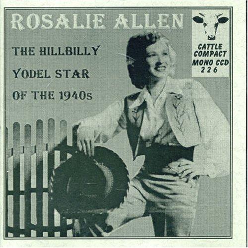 Hillbilly Yodel Star of the 40s