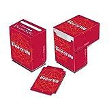 "Fuerza de voluntad ""Ultra Pro Deck Box (Rojo)"