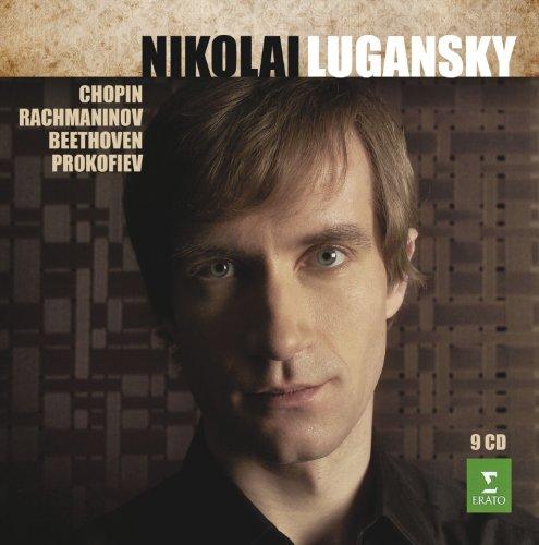 CD : Nikolai Lugansky - Nikolai Lugansky (9PC)