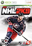 NHL 2K9 (Fr/Eng manual) - Xbox 360