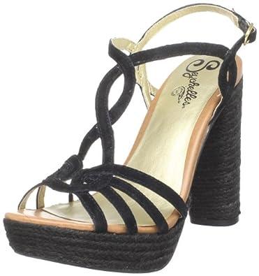 Seychelles Women's Pickford Platform Sandal,Black,6.5 M US