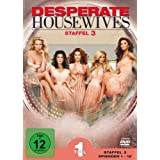 "Desperate Housewives - Staffel 3, Teil 1 (3 DVDs)von ""Teri Hatcher"""