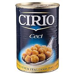 Cirio Chick Peas, 400g