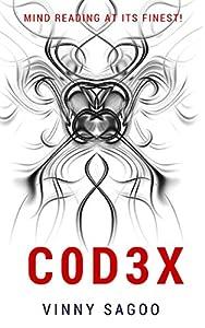 C0D3X: Mind Reading Magic Trick and Mentalism + FREE BONUS