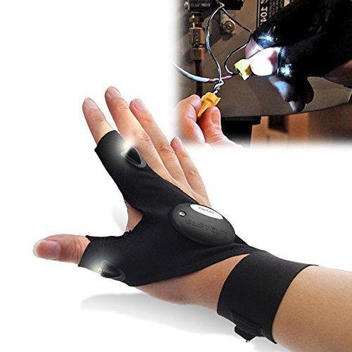 Multifunctional-EDC-Fishing-Fingerless-Glove-LED-Repair-Flashlight-Survival-Outdoor-Rescue-Tool