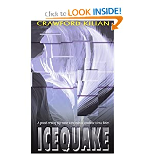 Icequake by Crawford Kilian