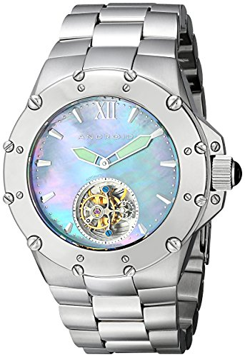 Android-Mens-AD636BS-Divemaster-Enforcer-45-Automatic-Tourbillon-Watch