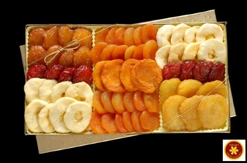 Goldenvale Snacks Fruit Gold Giftbox, Premium, 28 Ounce