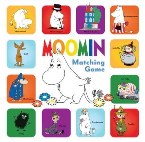 Moomin Matching Game