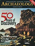 img - for Archaeology Magazine (September / October 1998) Digging in the Land of the Bible, Canaanite and Israelite People Revealed; the New Maya; the Not so Dark Ages; Reforming Academia; New Skull From Eritrea; Gettysburg Development; Gansu Getaway (Vol. 51, No. 5) book / textbook / text book
