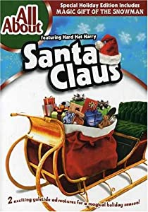All About Santa Clausmagic Gift Of The Snowman by Good Times Video