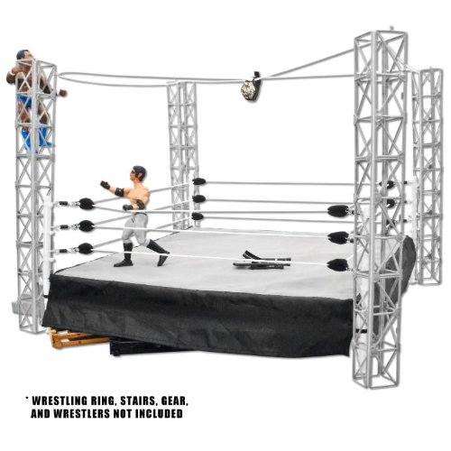 Figures Toy Company Highwire War Wrestling Action Figure Playset by Figures Toy Company at Sears.com