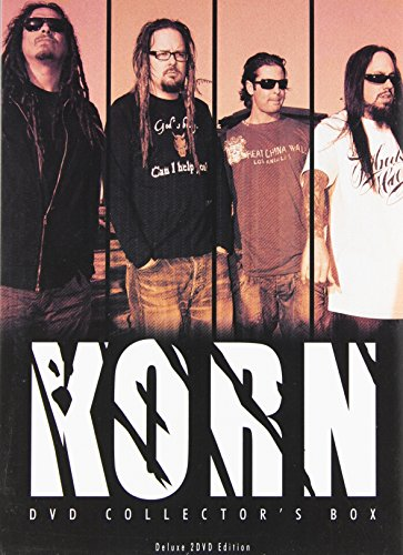 Korn - The Dvd Collector'S Box - Dvd