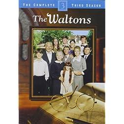 Waltons: Complete Seasons 3 & 4