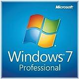 Windows 7 Professional Sp1 32bit DVD 1 Pack with COA
