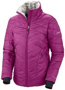 Columbia Women's Kaleidaslope II Jacket, Deep Blush, X-Small