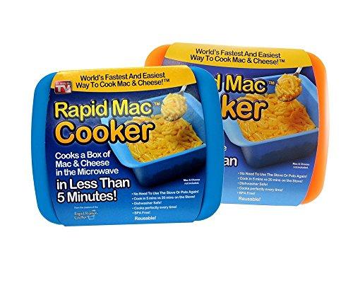 Rapid Mac Cheese Cooker