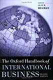 img - for The Oxford Handbook of International Business (Oxford Handbooks) book / textbook / text book