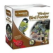 Fallen Fruits - Mangiatoia per uccelli, da finestra: Amazon.it: Giardino e giardinaggio