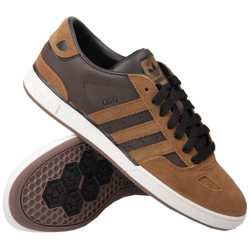 chaussure adidas marron