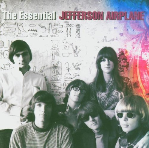 The Essential Jefferson Airplane artwork