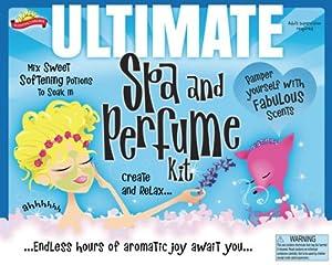 Explorateurs scientifiques l'Ultimate Spa & parfum Kit-