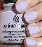 China Glaze Nail Polish - Light As Air 14ml