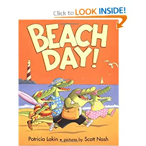 Beach Day! Patricia Lakin