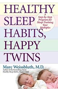 "Cover of ""Healthy Sleep Habits, Happy Twi..."