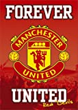 GB eye Ltd, Manchester United, Forever, Maxi Poster, (61x91.5cm) SP0268