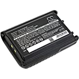 Cameron Sino Replacement Rechargeable Battery fit for Bearcom BC-95,231,228,230,231L,231,228,230,231L (1200mAh)