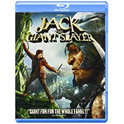 Jack the Giant Slayer [Blu-ray]