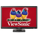 ViewSonic VA2703-LED 27-Inch LED-Lit LCD Monitor, Full HD 1080p, 3.4ms, DVI/VGA, VESA