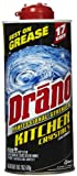 Drano Kitchen Crystals Drain Opener-18 oz.
