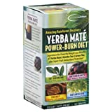 Applied Nutrition Yerba Mate Power-burn Diet, 60-Count
