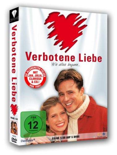 Verbotene Liebe - Wie alles begann (5 DVDs)