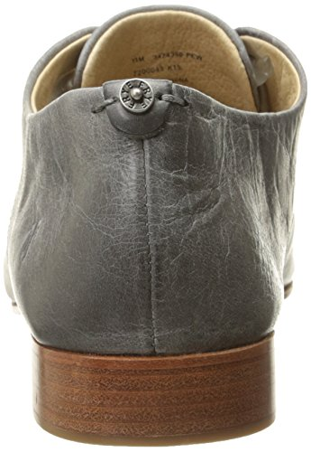 FRYE Women's Tracy Oxford, Pewter Antique Pull Up Leather, 8.5 M US