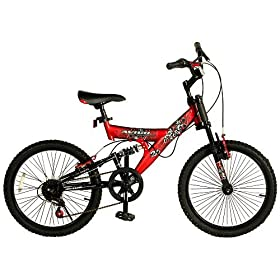 Avigo Open Force 20 inch BMX Bike - Boys