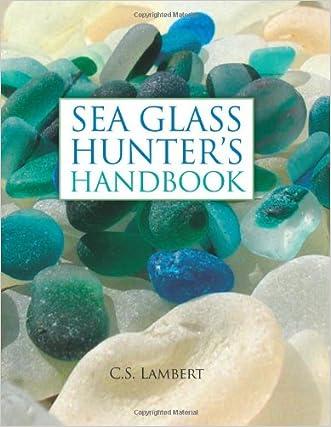 Sea Glass Hunter's Handbook written by C. S. Lambert